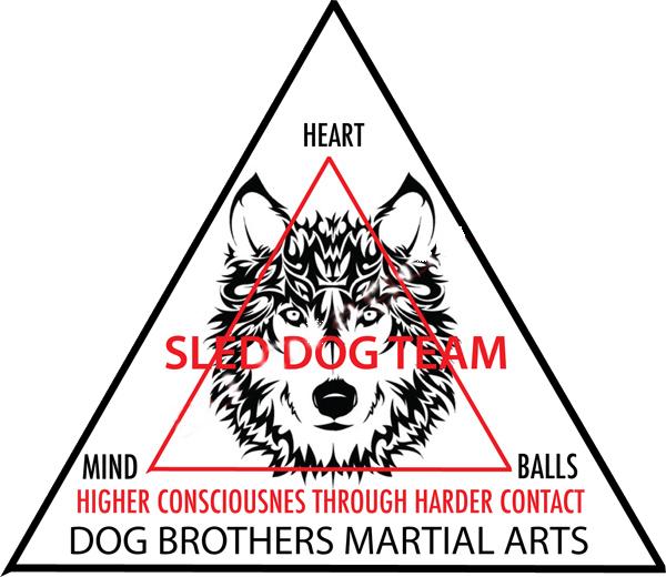 Team Sled Dog
